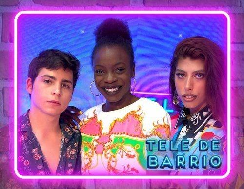 Laura Corbacho, Anaïs Domenech, Omar Banana y la diversidad de 'Paquita Salas'