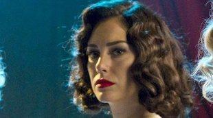 """Blanca Suárez ('Las chicas del cable'): """"Lidia no lo está pasando bien, Francisco es muy importante para ella"""""""