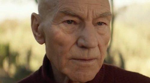 'Star Trek: Picard' embarca a Patrick Stewart en un nuevo viaje intergaláctico en este tráiler