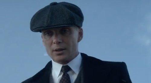 'Peaky Blinders' vuelve más incendiaria que nunca en el tráiler de la quinta temporada