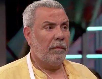 'MasterChef Celebrity 4': El bajo nivel de Juan Salazar de Los Chunguitos protagoniza la primera promo