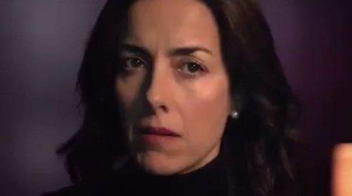 Paulina de la Mora lanza una amenaza de muerte en la primera promo de la T2 de 'La casa de las flores'
