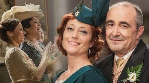 Making of de 'Acacias 38': Así se grabó la boda de Ramón y Carmen