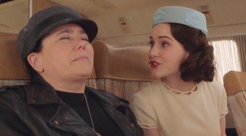 Teaser de la tercera temporada de 'The Marvelous Mrs. Maisel' que se estrena el 6 de diciembre de 2019