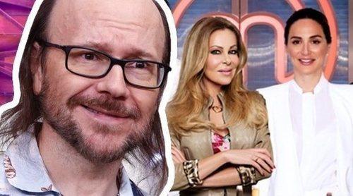 Santiago Segura analiza uno a uno el casting de 'MasterChef Celebrity 4'