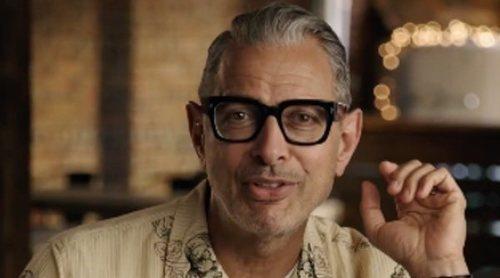 Tráiler de 'The World According to Jeff Goldblum', la serie de Disney+ sobre la vida del actor