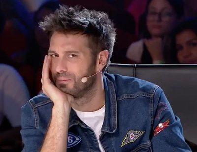 Dani Martínez se presenta como nuevo jurado de 'Got Talent España 5' en esta promo