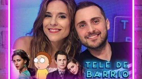 'Tele de Barrio 10': Las voces de 'Rick y Morty' y
