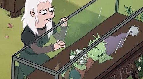 '(Des)encanto': Elfo, protagonista del avance de la segunda parte de la primera temporada