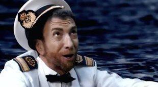 """'El hormiguero' vive unas trágicas """"Vacaciones en el Titanic"""" con su corto plagado de estrellas"""