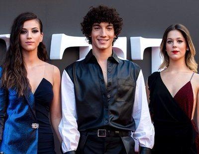 """Jorge López ('Élite'): """"Nos ayudó la imagen de Hansel y Gretel para representar a Valerio y Lu"""""""