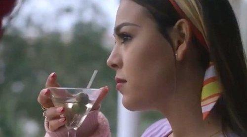 'Élite': Lu, protagonista de un fallo de racord de la segunda temporada que se ha hecho viral