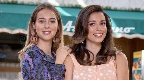 """Paula Usero y Carol Rovira ('Amar es para siempre'): """"No poner todo el foco en Luimelia es un paso más"""""""