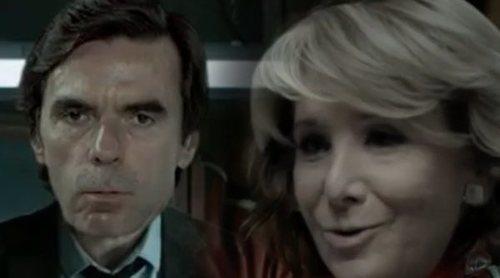 Los líderes del PP se convierten en atracadores en 'La Casa del PP', la nueva parodia de 'Late Motiv'