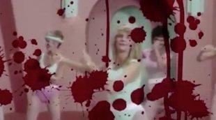 Cabecera de 'American Horror Story: 1984'