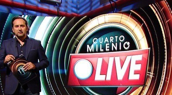 Promo de \'Cuarto Milenio Live\', el nuevo formato de Iker Jiménez que  arranca con el caso Alcàsser