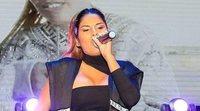 """Actuación en directo de Isa P cantando """"Ahora estoy mejor"""""""
