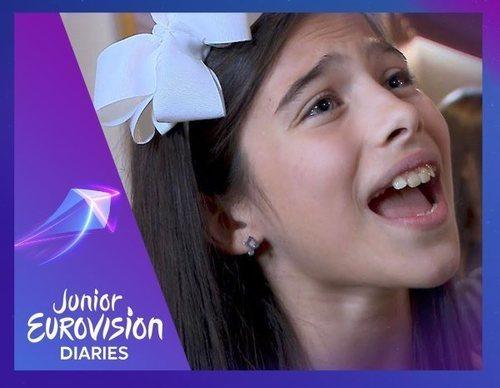 """¿Es buena elección """"Marte"""", la canción de Melani García para Eurovisión Junior 2019?"""
