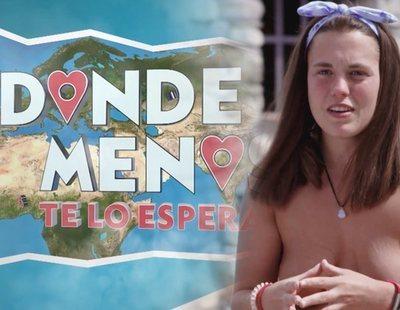 'Donde menos te lo esperas', dating show de Cuatro, presenta a sus cinco solteros