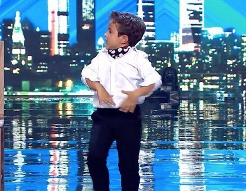 Un niño de 6 años que baila flamenco y reggaetón, el lunes en 'Got Talent 5'