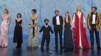 Emmy 2019: El elenco principal de 'Juego de Tronos' se reúne entre ovaciones en el impresionante escenario