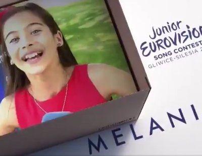 Eurovisión Junior 2019: Primera promo con Melani García como representante de España