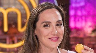 """Tamara Falcó ('MasterChef Celebrity 4'): """"Mi madre nunca me dejó cocinar, le daba miedo el fuego"""""""