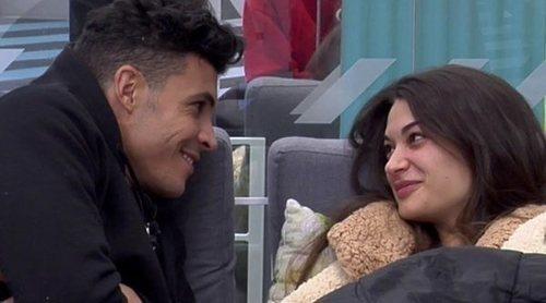 'Diario de GH VIP 7': ¿Es un montaje el tonteo entre Kiko y Estela?