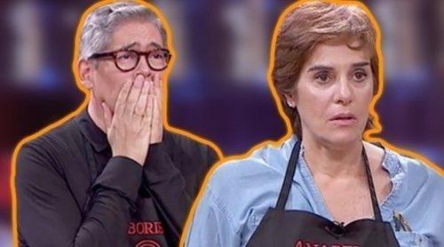 ¡Sí, MasterChef!: ¿Tienen Anabel Alonso y Boris Izaguirre más posibilidades de ganar 'MasterChef Celebrity 4'?