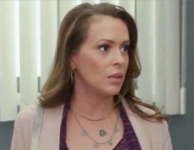 Las protagonistas de 'Embrujadas' se reencuentran en este clip de 'Anatomía de Grey'