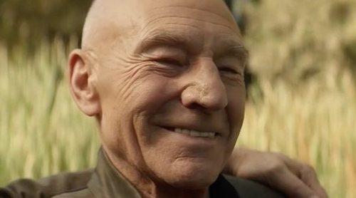 'Star Trek: Picard': Patrick Stewart vuelve al espacio en el nuevo tráiler de la serie de CBS All Access