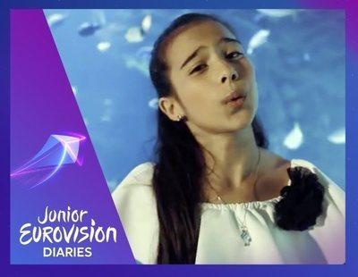 """'Eurovisión Diaries': Analizamos el videoclip de """"Marte"""" de Melani García, ¿ganará Eurovisión Junior 2019?"""