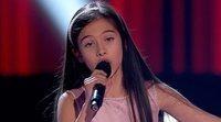 Melani, representante de Eurovisión Junior 2019, regresa a 'La Voz Kids' y deja al jurado boquiabierto