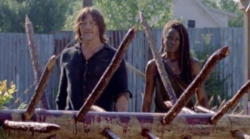"Promo del 10x03 de 'The Walking Dead': ""Ghosts"""