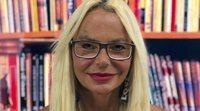 """Leticia Sabater: """"En mi cabeza hay tanta creatividad que nadie podría escribir esta novela como yo"""""""