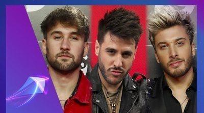 Blas Cantó, Antonio José y Dani Fernández recuerdan Eurovisión Junior y aconsejan a Melani