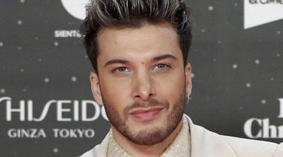 """Blas Cantó (Eurovisión 2020): """"Cada vez estoy más cerca de la canción, será una montaña rusa de emociones"""""""