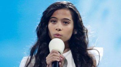 Rostros eurovisivos y de 'OT' le desean mucha suerte a Melani García en Eurovisión Junior 2019