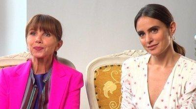 Victoria Abril y Verónica Echegui ('Días de Navidad'):
