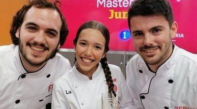 Lu, ganadora de 'MasterChef Junior 7':