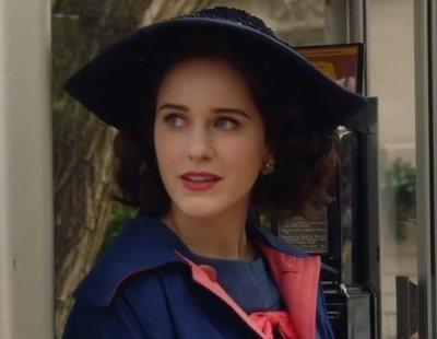 'The Marvelous Mrs. Maisel' se va de gira en el tráiler de la tercera temporada
