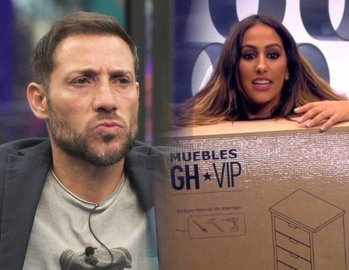 'Diario de GH VIP 7': ¿Merecía Noemí ser el mueble frente a Gianmarco o Antonio David?