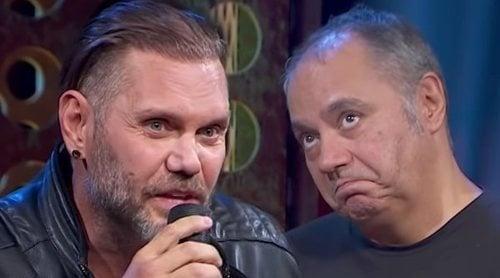 """Nacho Vidal y Pepe Colubi, enfrentados en 'Roast Battle': """"Eres calvito y esponjoso, como mi..."""""""