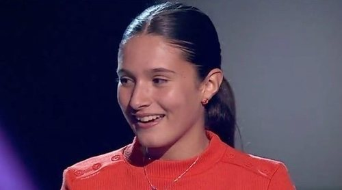 El impactante inicio de Irene Gil en 'La Voz Kids' que deja atónitos a los coaches