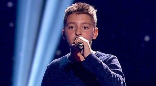 Maksym Pashnyk marca la diferencia en 'La Voz Kids' con su impresionante registro