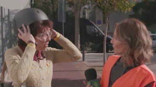 La parodia de 'Polònia' sobre la cobertura laSexta en las manifestaciones de Barcelona