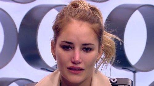 'Debate de GH VIP 7': ¿Remontará Alba Carrillo su concurso tras la bronca de Jorge Javier?