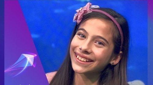 "Melani: ""Me gustaría que mi actuación en Eurovisión Junior fuese como Estonia 2018 o Australia 2019"""