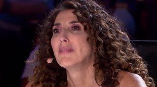 'Got Talent 5': Paz Padilla se atreve a hacer bungee en el avance de la octava gala