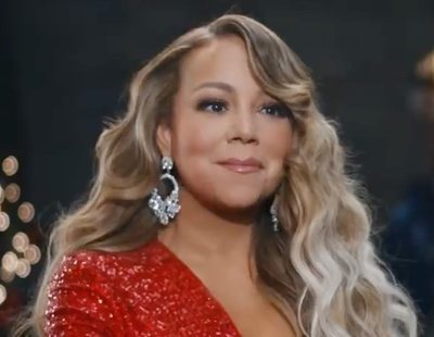 "Mariah Carey reedita su ""All I Want For Christmas Is You"" en un divertido anuncio navideño"
